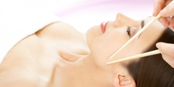Anti-ageing facial massage